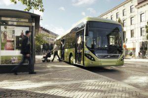 Volvo poprawiło parametry autobusów hybrydowych