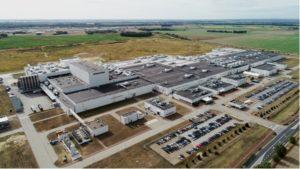 Rozbudowa fabryki Bridgestone w Stargardzie