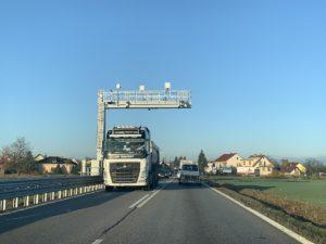 Blisko 100 tys. polskich ciężarówek nie wjedzie do Czech?