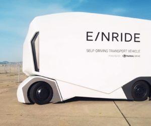Einride T-Pod – czy pudło na kółkach zrewolucjonizuje transport?