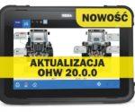Aktualizacja oprogramowania IDC5 OFF-HIGHWAY 20.0.0