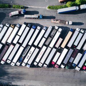 Spadki cen używanych pojazdów transportu ciężkiego