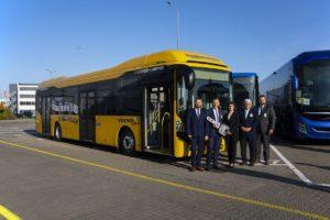 Autobusy hybrydowe Volvo jadą do Koszalina