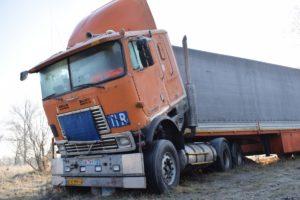 Zebrali 220 tys. złotych na ciężarówkę dla irańskiego kierowcy