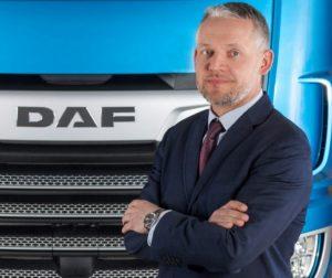 Artur Sosnowski mianowany Menedżerem Sprzedaży DAF Trucks Polska