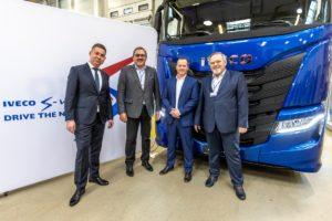 20 ciągników siodłowych IVECO S-WAY w AGROMEX