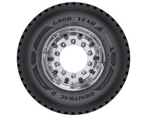 Nowa linia opon Goodyear OMNITRAC Heavy Duty