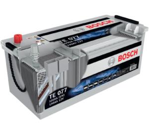 Bosch: Użytkowanie akumulatorów do pojazdów ciężarowych – porady dla kierowców
