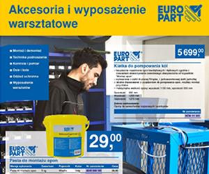 Akcesoria i wyposażenie warsztatu – specjalne ceny w Europart