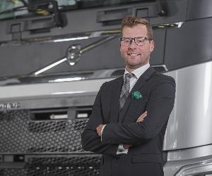 Ciężarówką Volvo można sterować zdalnie – wywiad