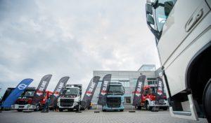 Volvo Trucks i zmiany na rynku przewozowym