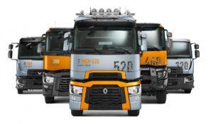 Nowe modele w ofercie Renault Trucks – T/T High