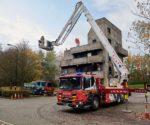 Scania L z niskim wejściem dla ratownictwa