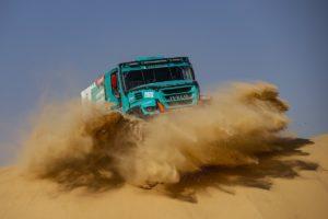 Dwóch Polaków w pierwszej 10. Rajdu Dakar
