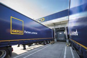 GEFCO z nowym kontraktem na logistykę części zamiennych