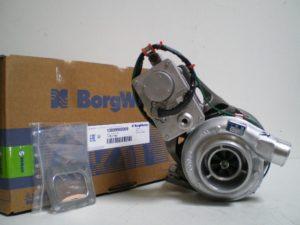 Nowe referencje turbosprężarek w ofercie Diesel Service