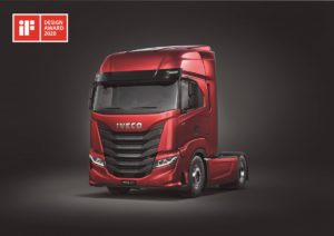 IVECO S-Way zdobywa nagrodę iF DESIGN AWARD 2020