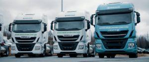 Hegelmann kupuje ciężarówki Iveco napędzane LNG