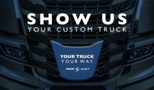 """""""Your Truck Your Way"""": nowa inicjatywa dla fanów IVECO"""