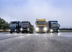 Nowa generacja ciężarówek MAN