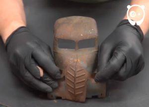 Odrestaurował stuletnią zabawkową ciężarówkę [FILM]