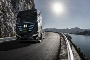 Ciężarówki wodorowe Nikola będą powstawać w Niemczech