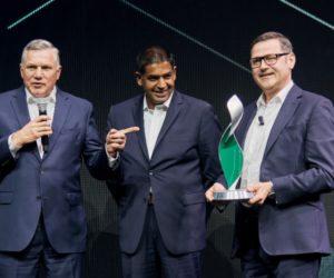 Meritor z nagrodą od Daimlera