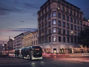 Volvo z zamówieniem na kolejne elektryczne autobusy