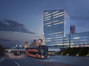 Volvo Buses wprowadza nowy autokar