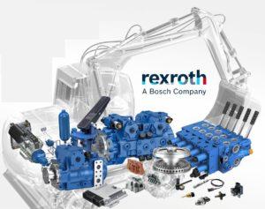 Części Bosch REXROTH w BSL