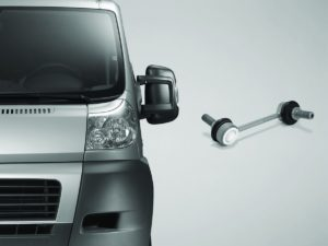 ZF Aftermarket dostarcza elementy układu zawieszenia do samochodów dostawczych