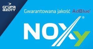 NOXy AdBlue – najnowsza technologia oczyszczania spalin
