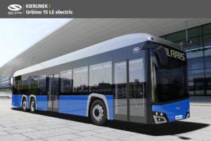 Solaris rozszerza ofertę autobusów elektrycznych opojazdy międzymiastowe