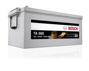 Nowy akumulator Bosch z technologią AGM do ciężarówek