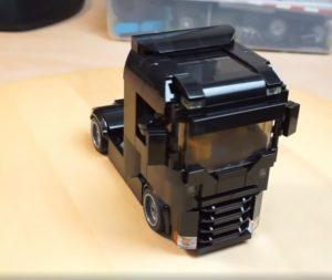 Sposób na kwarantannę – Scania z LEGO [FILM]