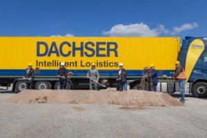 Dachser buduje magazyn na 20 tys. mkw.