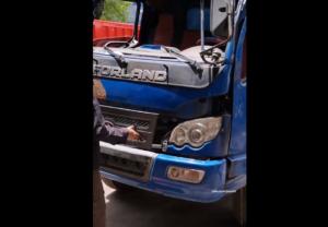 Naprawa ciężarówki w wersji azjatyckiej [FILM]