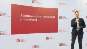 Autonomiczność transportu pozwoli zaoszczędzić miliardy? – raport PIE