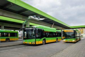 Poznań inwestuje w kolejne autobusy elektryczne