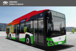 Elektryczne autobusy Solaris dla Lublina