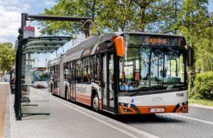 Krajowa w Rumunii zamawia 16 autobusów Solaris