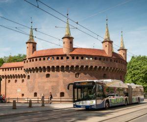 MPK Kraków wybrało dostawcę 50 przegubowych autobusów elektrycznych