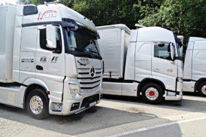 Koronawirus: problemy właścicieli firm transportowych, czyli jak zagospodarować pojazdy na parkingach? Ankieta.