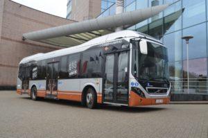 Volvo dostarczy 128 autobusów hybrydowych do Brukseli