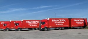 20 zestawów Wielton dla firmy Francepol