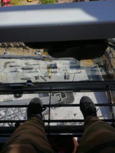 Kobieta na wysokościach – wywiad z operatorką żurawia