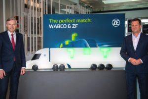ZF finalizuje przejęcie WABCO