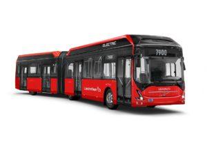 Volvo dostarczy 49 elektrycznych autobusów do Szwecji