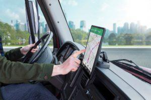 Nawigacje Garmin do samochodów ciężarowych