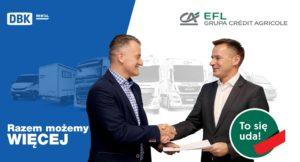 EFL strategicznym partnerem Grupy DBK
